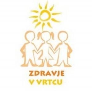 Zdravje v vrtcu logo